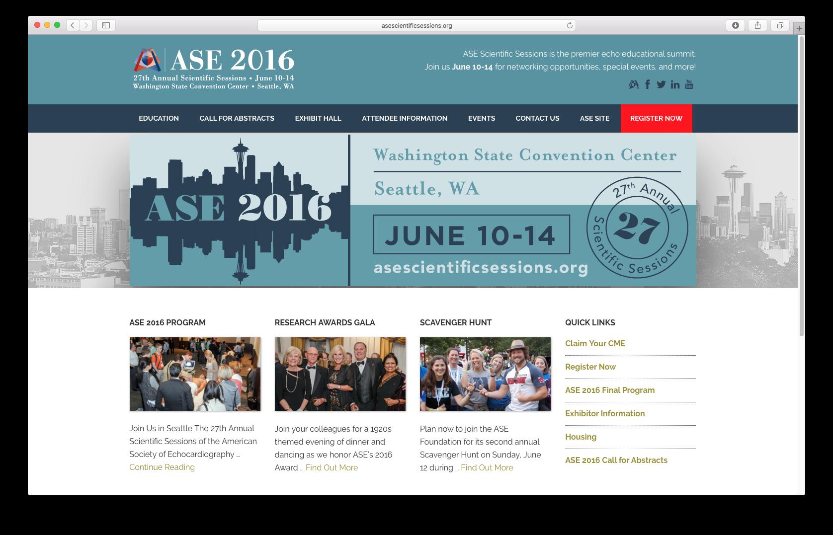 ASE2016Landing