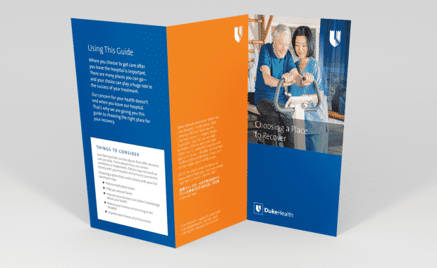 Duke Surgery Rehab Brochure