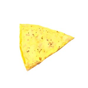 watercolor chip
