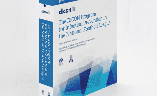 DICON NFL Binder