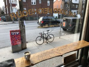The Good Neighbour, Toronto
